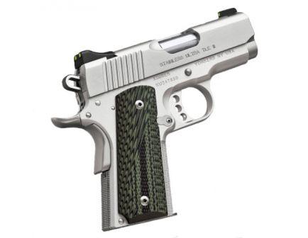 Kimber Stainless Ultra TLEª II .45 ACP Pistol with Night Sights - 3200348
