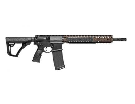 "Daniel Defense DDM4A1 5.56x45mm 14.5"" Rifle, FDE/Black - 02-088-06027-011"
