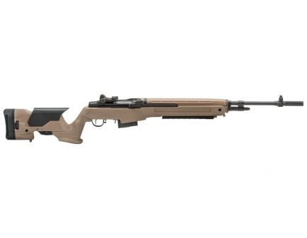 "Springfield Armory M1A Loaded 7.62x51mm 10rd 22"" Rifle, FDE - MP9220"