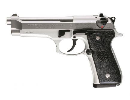 Beretta 92FS INOX 9mm Pistol - JS92F520M