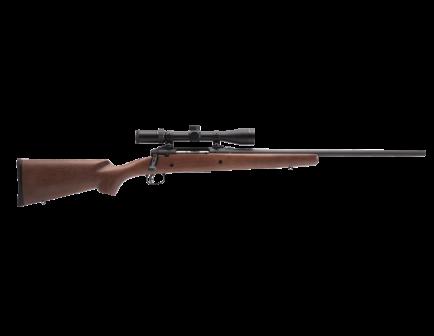 Savage Axis II XP Hardwood 7mm-08 Rem Rifle- 22552