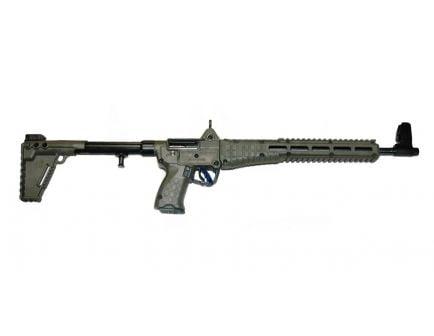 Kel-Tec Sub-2000 Gen2 Glock 17 9mm Carbine, OD Green - SUB2K9GLK17BGRNHC