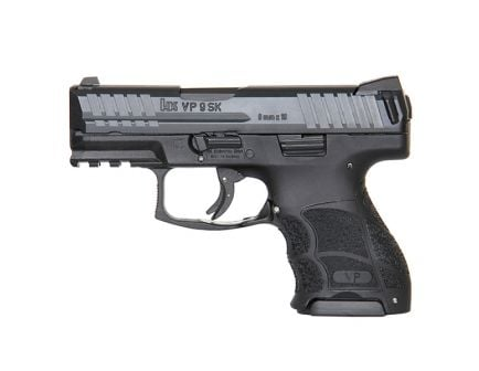 HK VP9SK Subcompact 9mm Pistol (Shown with flat floorplate)