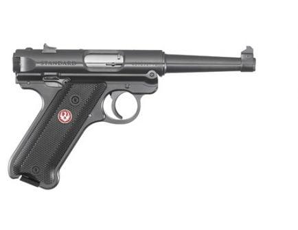"""Ruger Mark IV Standard .22lr 4.75"""" Blued Pistol - 40104"""
