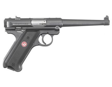 Ruger Mark IV Standard .22 LR Pistol, Black - 40105