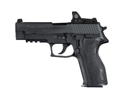 Sig Sauer P226 Elite 9mm Pistol w/ROMEO1 Reflex Sight - E26R-9-BSE-SAO-RX