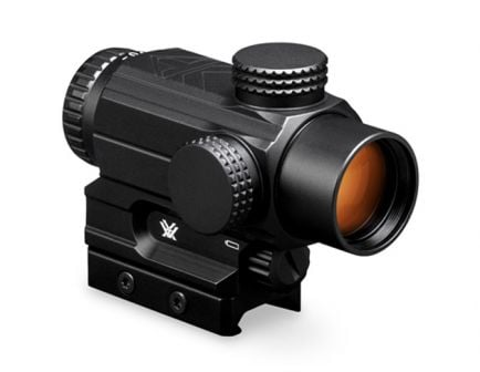 Vortex Spitfire AR 1x Prism Scope with Dual Ring Tactical Reticle