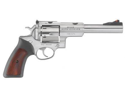 """Ruger Super Redhawk 10mm 6.5"""" Revolver - 5524"""