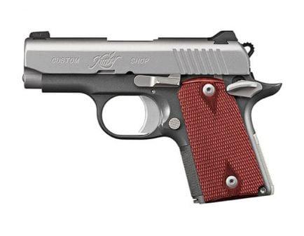 Kimber Micro 9 CDP 9mm Pistol, Bi-Tone - 3300097