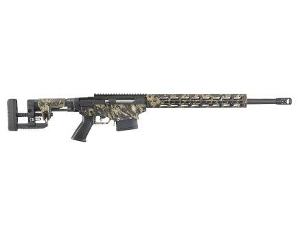 """Ruger Precision 6.5 Creedmoor 24"""" Camo Rifle - 18025"""