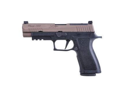 Sig Sauer P320 X-VTAC 9mm Pistol w/ Night Sights, FDE/Black