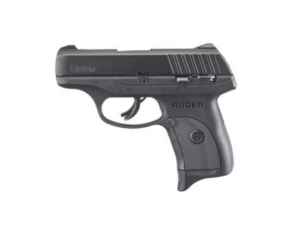 Ruger EC9s 9mm Pistol, Black - 3283