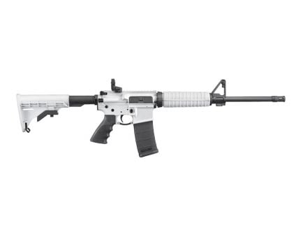 Ruger AR-556 5.56 Nato AR-15, White Cerakote - 8519