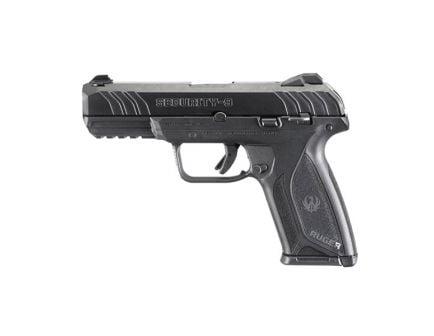 Ruger Security-9 9mm Pistol, Black - 3810