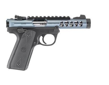 Ruger Mark IV 22/45 .22lr Diamond Grey Pistol - 43918