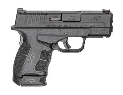 "Springfield Armory XD-S Mod.2 45 ACP 3.3"" Black Pistol - XDSG93345B"