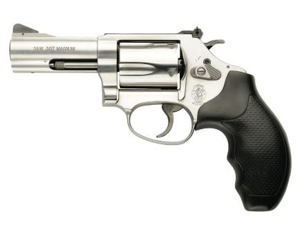 Smith & Wesson Model 60 - Stainless Steel