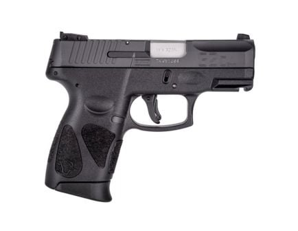 Taurus G2C 9mm Pistol in Black | 1-G2C931-12