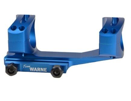 Warne Gen 2 Extended Skeletonized 30mm MSR Mount, Blue