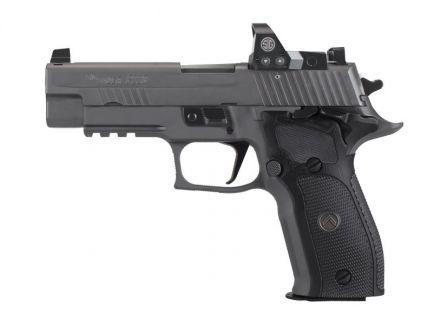 SIG Sauer P226 Legion RX 9mm Pistol w/ Romeo1 Sight