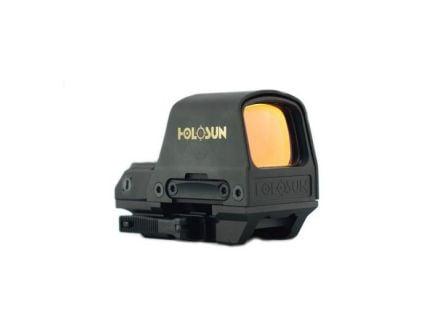 Holosun Reflex Sight, Circle Dot Reticle with Solar & QD - HS510C