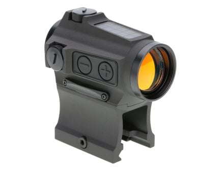 Holosun Micro Sight, Green Circle / Dot Reticle with Solar - HE503CU-GR
