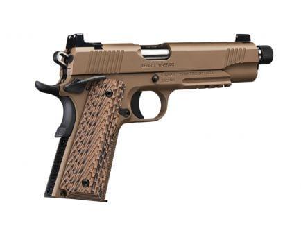 Kimber Desert Warrior .45acp Pistol with Threaded Barrel - 3000237