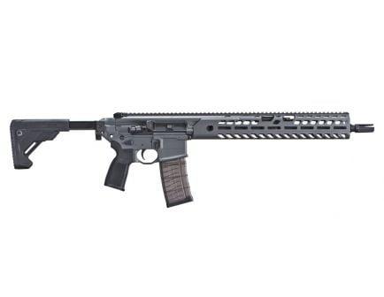 "Sig Sauer MCX Virtus Patrol 5.56 NATO 16"" Rifle, Stealth Grey"