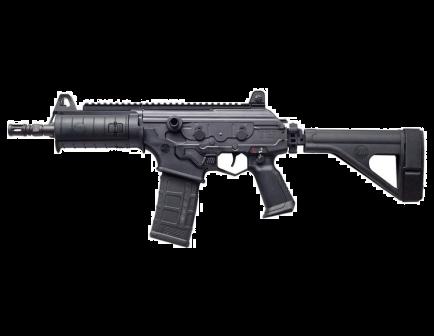 IWI Galil ACE Pistol with Side Fold Stabilizing Brace, Black - GAP556SB