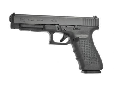 "Glock 41 Gen 4 MOS .45 ACP 5.31"" 13 Round Pistol, Black - UG4130103MOS"