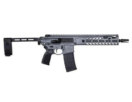 "Sig Sauer MCX Virtus 5.56 NATO 11.5"" 30 Round Pistol, Stealth Gray"
