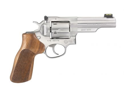 Ruger GP100 Match Champion 10mm Revolver, Stainless