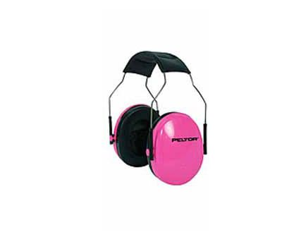 Peltor Junior Earmuffs (NRR 22dB) Pink - 97022