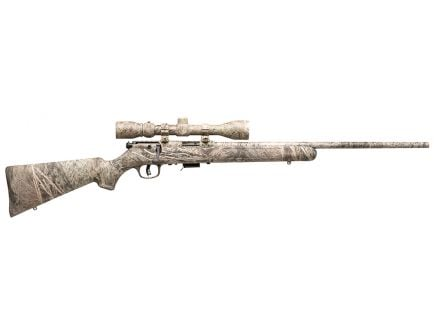 Savage Arms 93 XP Camo 22 WMR 5 Round Bolt Action Rimfire Rifle - 90755