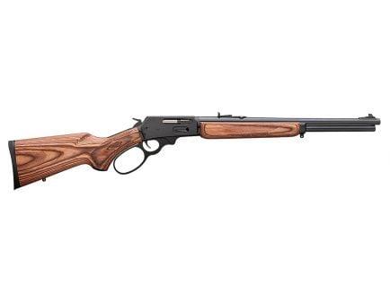 Marlin 336BL .30-30 Win. Big Loop Lever Action Rifle, Brown Laminated Hardwood