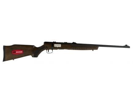 Savage Arms B17 G 17 HMR 10 Round Bolt Action Rimfire Rifle, Sporter - 70810