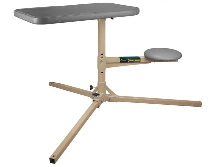 Caldwell Stable Table Welded Steel Adjustable Deluxe Shooting Bench - 252552