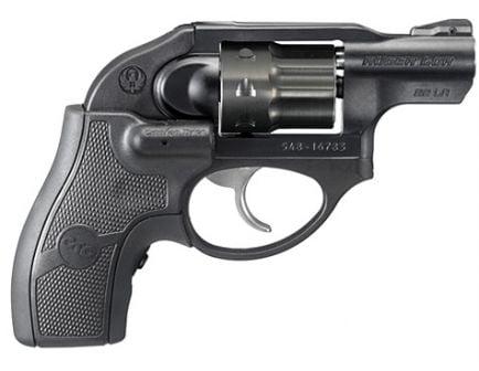 Ruger LCR .22lr with Crimson Trace Laser Grips 5413