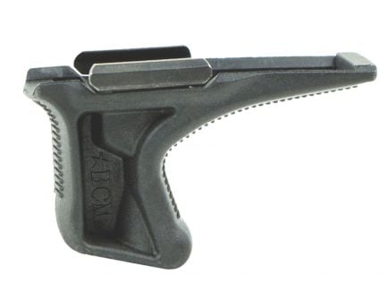 Bravo Company Mfg Picatinny 1913 Rail Version Angled Grip for Real M4/M16/AR15 Rifles, Black - BCM-KAG-1913-BLK