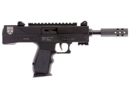 Masterpiece Arms Defender 5.7x28mm 20+1 Round Pistol, Black - MPA57DMG