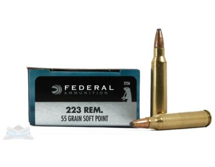 .223 Rifle Rounds