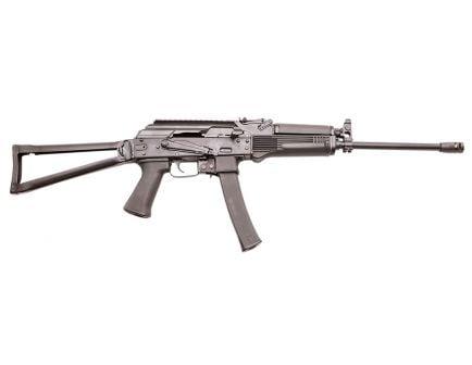 Kalashnikov USA KR9-SA 9mm Semi-Automatic Rifle, Black
