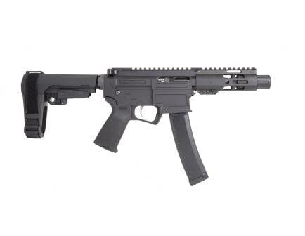 "PSA AR-V 4"" 9mm 1/10 Lightweight M-Lok MOE EPT SBA3 Pistol"