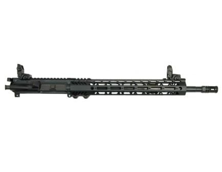 "PSA 16"" Midlength 5.56 NATO 1/7 Nitride 13.5"" Lightweight M-Lok Upper With BCG, CH, & MBUS Sight Set"
