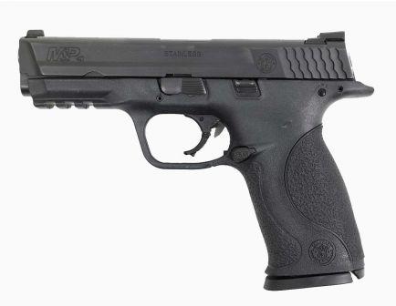 Smith & Wesson M&P 40 .40 S&W Pistol USED, Black - USD-SW-MP40-N