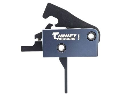 Timney Triggers IMPACT 3-4lb Straight AR Trigger | Black