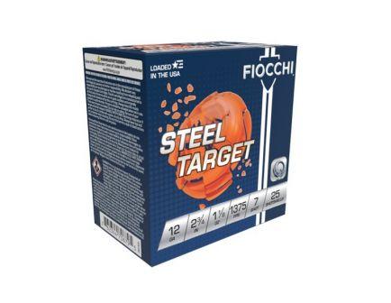 "Fiocchi 12 Gauge 2-3/4"" 7 Shot 1-1/8 oz Shotshell, 25/Box - 12S1187"
