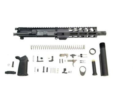 "PSA 7.5"" Pistol-length 300AAC 1/8 Phosphate 7"" Lightweight M-Lok MOE EPT Pistol Kit"