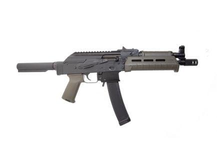 PSA AK-V 9mm MOE Pistol, Olive Drab Green