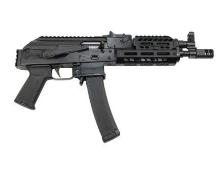 PSA AK-V 9mm Railed MOE ALG Picatinny Pistol, Black